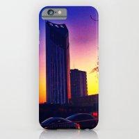 Sunset-The Razor iPhone 6 Slim Case