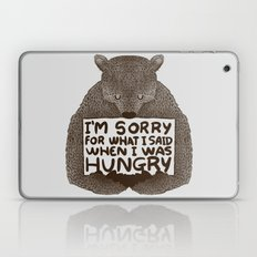 I'm Sorry For What I Said When I Was Hungry Laptop & iPad Skin