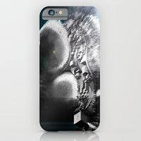 iPhone Cases featuring Hyperobject #01 by Subcon