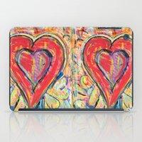 Jasper Heart iPad Case