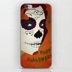Calavera iPhone & iPod Skin