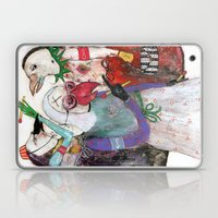 Groupuscule Moinards Laptop & iPad Skin