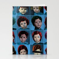 Angry Wardolls Stationery Cards