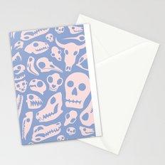 Soft Skulls Stationery Cards