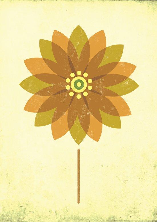 The Sunflower Canvas Print