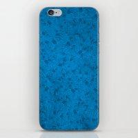 Octopusttern iPhone & iPod Skin