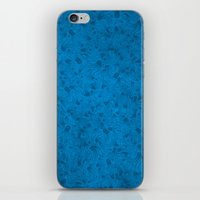 Octopusttern iPhone & iPod Skin