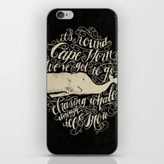 Cape Horn iPhone & iPod Skin
