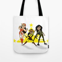 Super Pinay Friends Forever!  Tote Bag