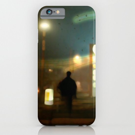 night shift iPhone & iPod Case