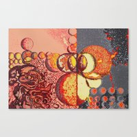 The Maya Canvas Print