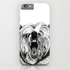 He was like a bear! iPhone 6 Slim Case