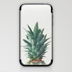 Pineapple Top iPhone & iPod Skin