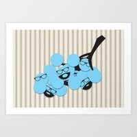 WineWineWine! Art Print