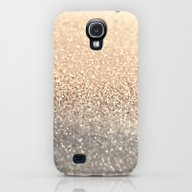 GOLD Galaxy S4 Slim Case