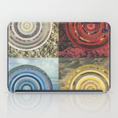 Circles iPad Case