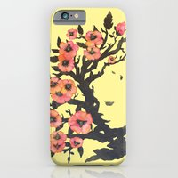 iPhone & iPod Case featuring Cherise by Julia Sonmi Heglund