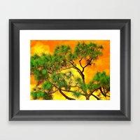 Art-tificial Framed Art Print