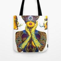 Whisperer Tote Bag