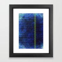 Pattern Stripes Vol. 1.1 Framed Art Print