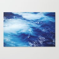 Nørdic Water No. 6 Canvas Print