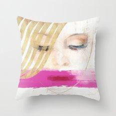 Heads 4 Throw Pillow