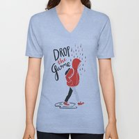 Drop The Game Unisex V-Neck