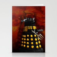 The Dalek Inquisitor Gen… Stationery Cards