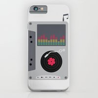 iPhone & iPod Case featuring Music Mix by David Bastidas