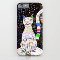 Space Cat iPhone 6 Slim Case