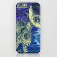 iPhone & iPod Case featuring Noctopus by Drew Doherty