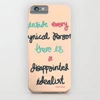 iPhone & iPod Case featuring Every Cynical by eugeniaclara