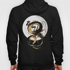 Black Dragon Hoody