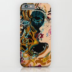 danae and shower of gold iPhone 6 Slim Case