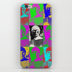 Science Officer (Overload Remix) iPhone & iPod Skin