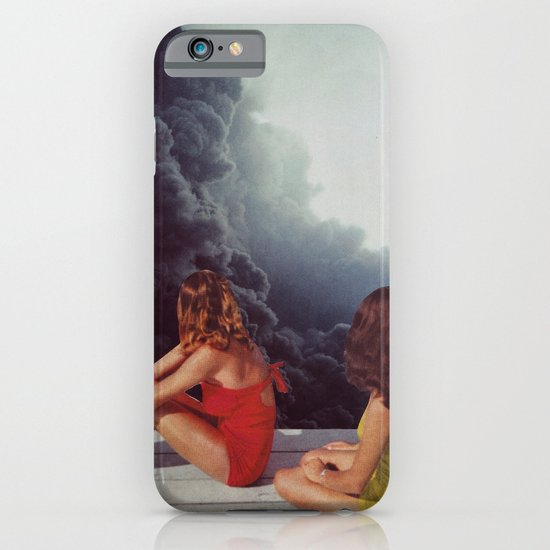 SUNBATHING iPhone & iPod Case