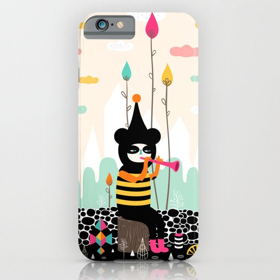 Home is where the happy creatures are! iPhone & iPod Case