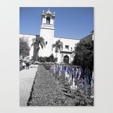 Spring Time in Balboa Canvas Print