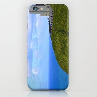 iPhone & iPod Case featuring O'Brien's Tower by Biff Rendar