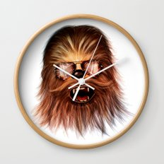 STAR WARS CHEWBACCA Wall Clock
