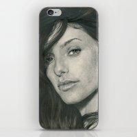 Erica Cerra ~ Jo Lupo ~ Eureka iPhone & iPod Skin