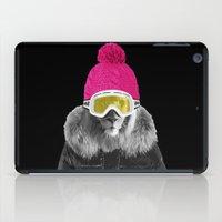 LION SURFER POWDER POWER iPad Case