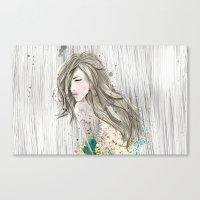 Women_colors Canvas Print