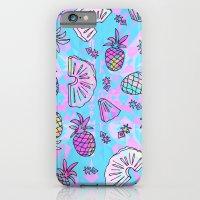 Pineapple Mix iPhone 6 Slim Case
