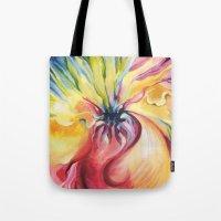 Abstract Stress Tote Bag