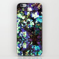 FLORAL WATERS iPhone & iPod Skin