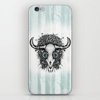 The Spirit Of The Buffal… iPhone & iPod Skin