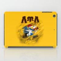 LUL Puerto Rican 2013 iPad Case