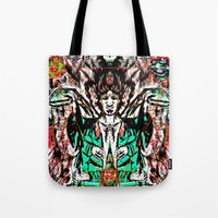 Cosmic Exposure Tote Bag