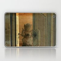 Leave the door opened Laptop & iPad Skin